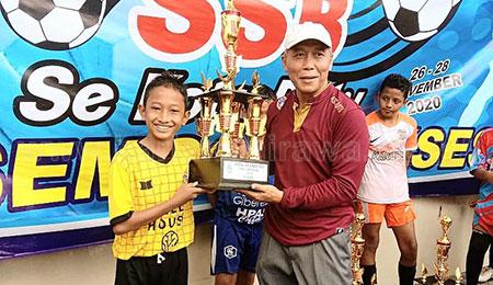 Festival SSB se-Kota Batu Lahirkan Dua Juara