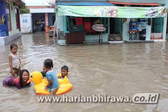 Delapan Kecamatan di Pasuruan Terendam Banjir