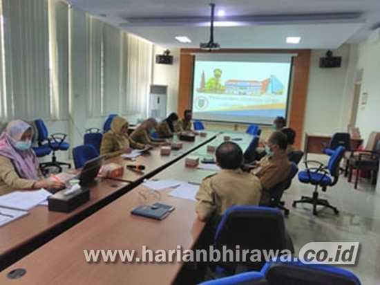Pemkab Jombang Rumuskan Strategi Peningkatan Indeks SPBE