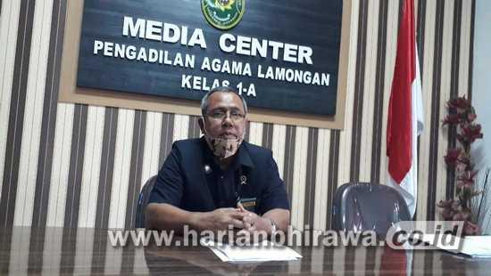 Pandemi Covid-19, Angka Perceraian Stabil di Kabupaten Lamongan