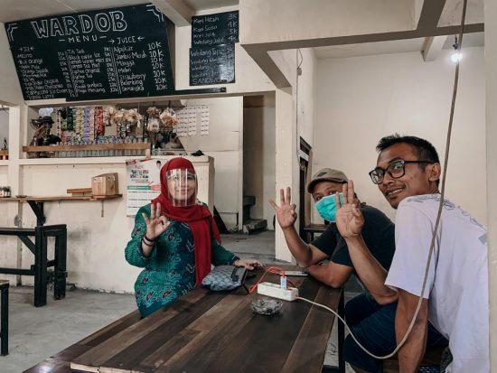 Warung Dobeng, Contoh Sukses Dwi Astutik Berdayakan Anak Jalanan di Sidoarjo