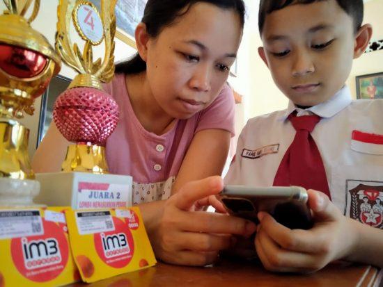 Dukung PJJ, Indosat Ooredoo Menatap Masa Depan Bersama Pelajar