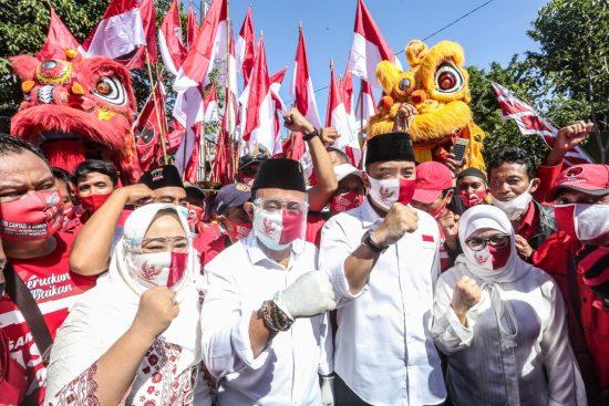 Partai Solidaritas Indonesia Temukan Dua Ancaman Jelang Pilkada Surabaya