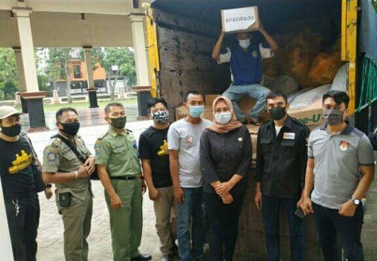 KPU Kabupaten Ponorogo Mulai Distribusi APD Pemungutan Suara