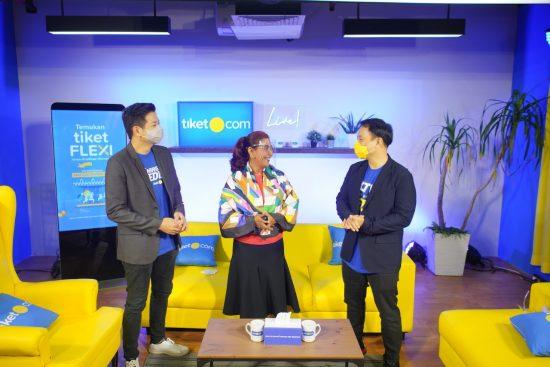 tiket.com Ajak Masyarakat Dukung Kebangkitan Pariwisata Indonesia