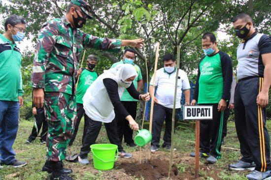 Sinergi Pemkab-Kodim Bojonegoro,  Menjaga dan Peduli Terhadap Lingkungan Hidup
