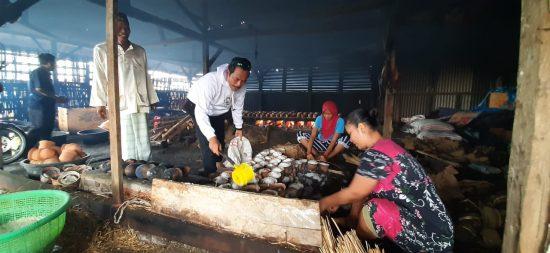 Tingkatkan Ekonomi Nelayan Bawean, Paslon QA Janjikan Bentuk BUMD Perikanan