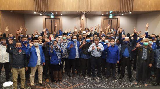 DPP Instruksikan Kader PAN Bersungguh-sungguh Menangkan Kelana-Astutik