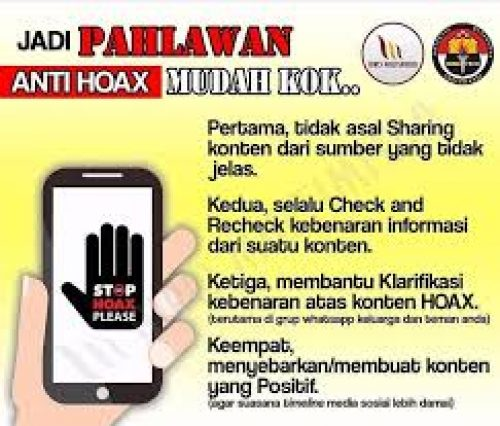 Pahlawan Anti Hoax