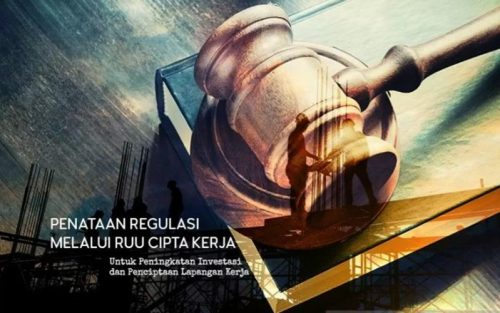 Harmonisasi Regulasi UU Cipta Kerja