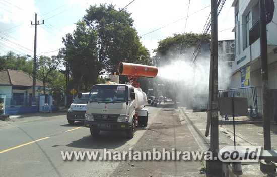 Tangani Covid-19,  Pemkab Malang Habiskan Anggaran Rp100 Miliar