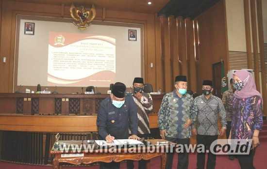 Pemkab Malang di Tahun 2021 Fokus Lima Prioritas Pembangunan
