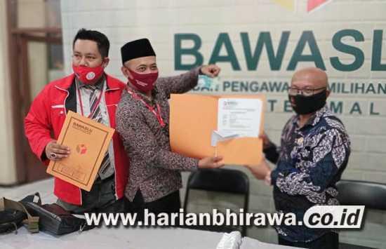 Dugaan Pelanggaran Kampanye, Tim Hukum Paslon SanDi Laporkan Paslon LaDub