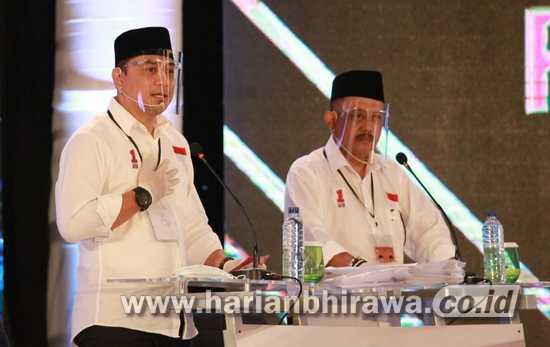 Debat Perdana, Pengamat Sebut Machfud Arifin Kedodoran Data