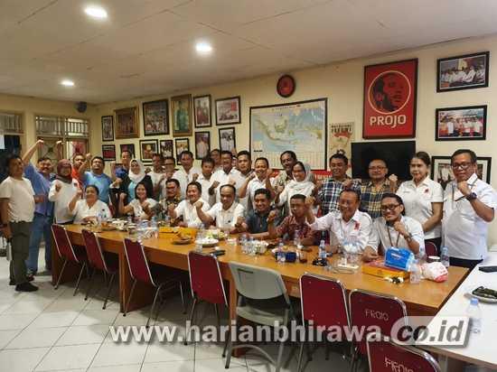 Miliki Program-Sifat Seperti Jokowi, Projo Dukung Eri Cahyadi di Pilkada Surabaya