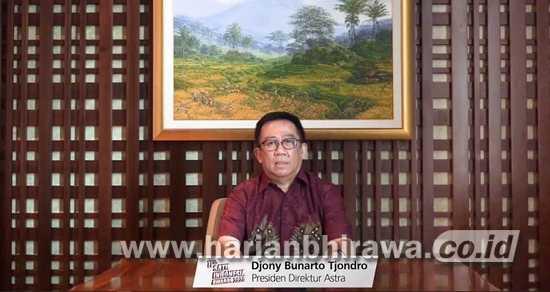 Djony Bunarto Tjondro: 11 Anak Muda Raih Penghargaan di Hari Sumpah Pemuda