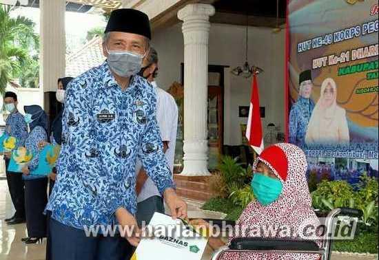 Ahmad Zaini: Baznas Kabupaten Sidoarjo Distribusikan Bantuan Rp291 Juta