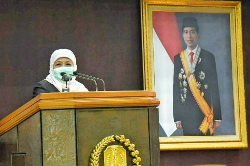 2020, Realisasi PMDN Jatim Tertinggi Se-Indonesia