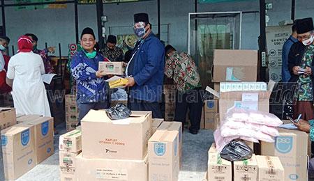 FKUB-Unusida Salurkan Bantuan Penanggulangan Covid-19 Sebesar Rp 2,4 Miliar