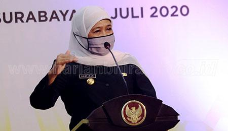 Gubernur Instruksikan Percepat Bantuan Dampak Erupsi Semeru