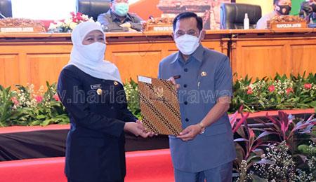 Respon Cepat Tindak Lanjuti Arahan Gubernur Jatim