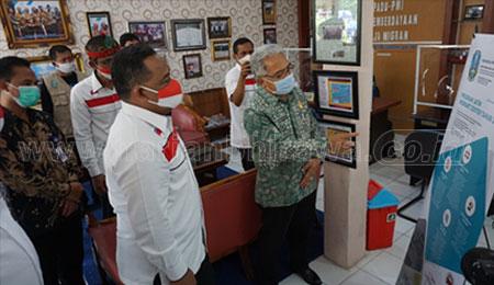 LTSA UPT P2MI Jatim Jadi Pilot Project BP2MI
