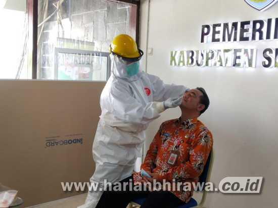 Berstatus Zona Merah, Resiko Sebaran Virus Corona di Situbondo Tinggi