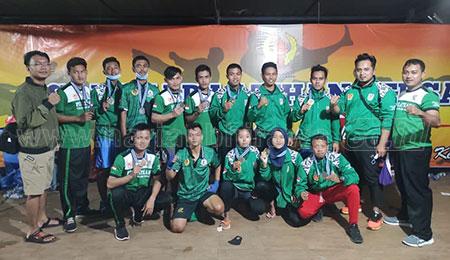 Terjunkan 12 Atlet, Semua Sabet Medali