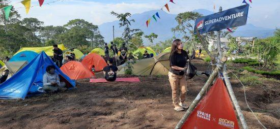 Komunitas Jaguar Mulai Buka Camp Ground Baru Menuju Gunung Arjuno