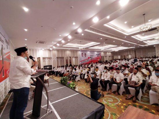 Songsong Kemenangan Eri-Armudji, Suramadu Bersatu Siap Sumbang 150.000 Suara Warga Madura