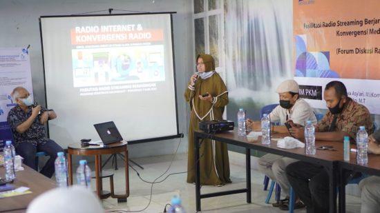 PKM UNIDA Gontor Ponorogo Dorong Gerakan Kolektif Konvergensi Radio