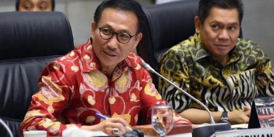Ketua Komisi III DPR RI Dukung Pelarangan Aktivitas FPI