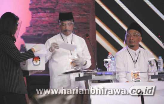 Debat Terakhir, Paslon QA Komitmen Laksanakan Pembangunan Berkelanjutan