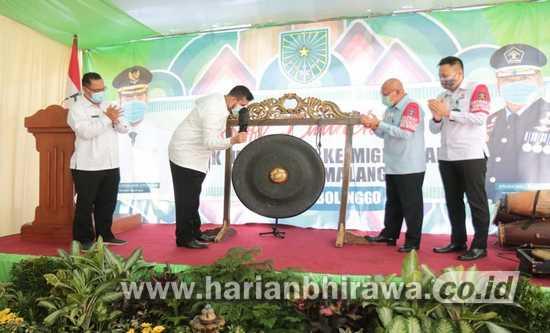 Wali Kota Probolinggo Resmikan Unit Kerja Kantor Imigrasi