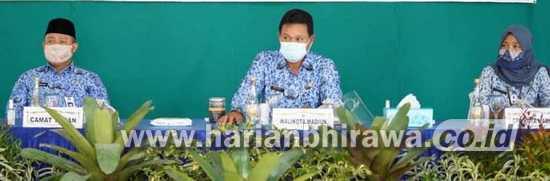 Hadiri Musrenbang Manisrejo, Wali Kota Madiun Tampung Usulan Warga