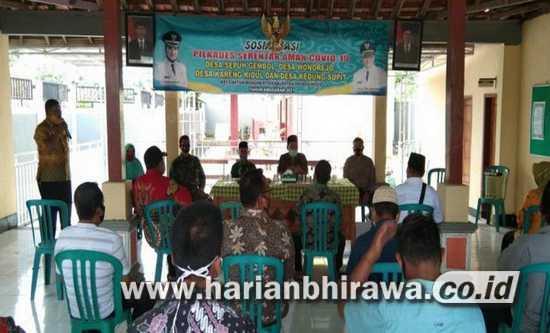 Panitia Pilkades Probolinggo Dilarang Pungut Sumbangan Cakades