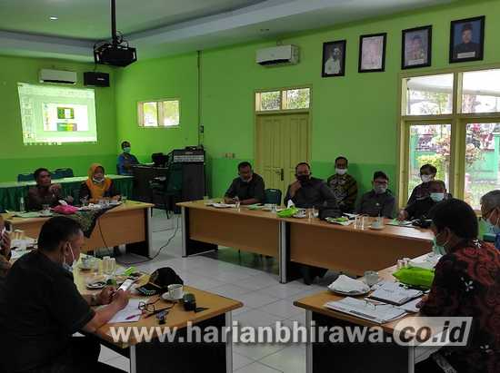 Komisi II DPRD Bondowoso Dorong Disperta Selesaikan Permasalahan Pupuk