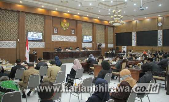 DPRD Kota Probolinggo Gelar Rapat Paripurna Pemberhentian Wawali Subri