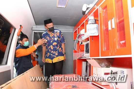 11 Puskesmas Operasionalkan Mobil Ambulance PSC