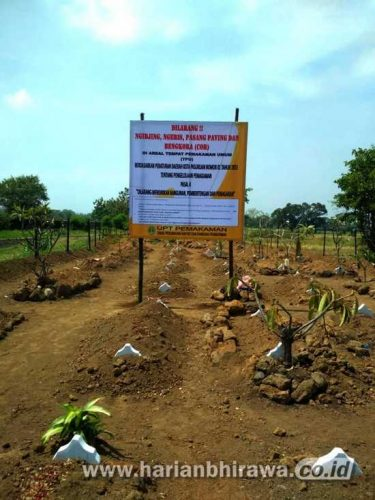Lahan Pemakaman Covid-19 Hampir Penuh, Pemkot Pasuruan Segera Siapkan Lahan Baru