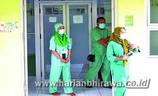 Kabupaten Probolinggo Entry Calon Penerima Vaksin Tahap II