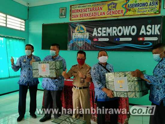 Kelurahan Tambak Sarioso Kota Surabaya Raih Juara Satu