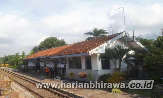 Bakal Jadi Stasiun Pariwisata Penunjang Bromo dan Madakaripura