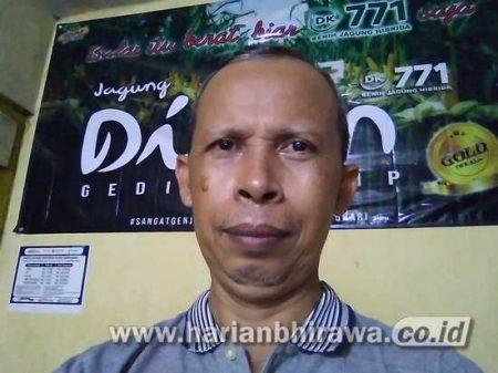 Jaga Stock Pupuk, Pemilik Kios di Situbondo Dukung Program Kartani