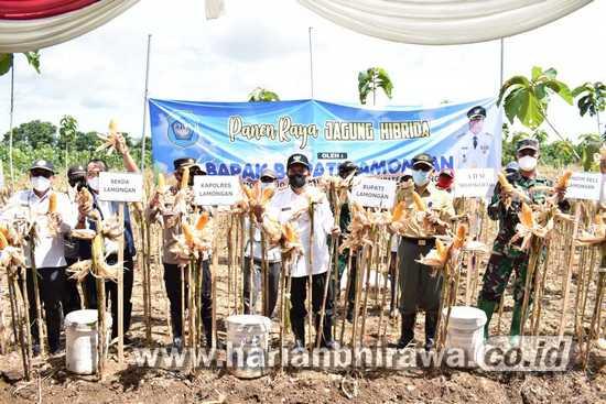 Bupati Fadeli: Road Map Jagung Layak Dilanjutkan di Kabupaten Lamongan