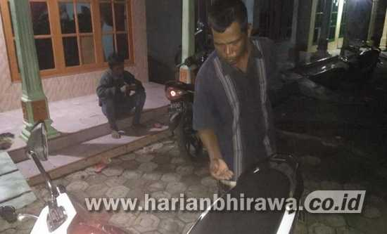 12 Kecamatan di Kota dan Kabupaten Probolinggo Hujan Abu