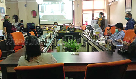 Masyarakat Patuhi PPKM, RHU di Surabaya Tetap Buka
