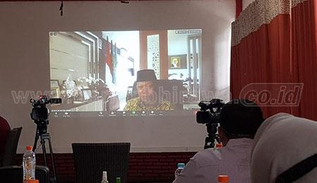 Rektor Unisma Buka Peluang Wartawan Lanjutkan Studi