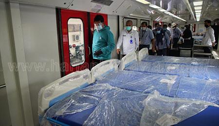 PT INKA Siapkan Gerbong KA untuk Ruang Isolasi Pasien Covid-19