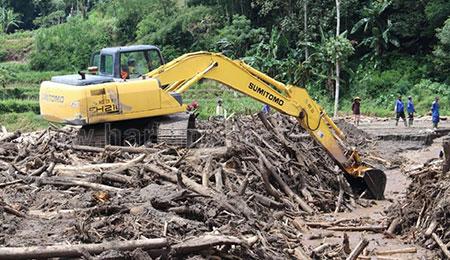 Bencana Alam di Kabupaten Malang, Selama Bulan Januari Terjadi 33 Kejadian